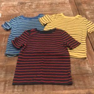 Boys T-shirts lot